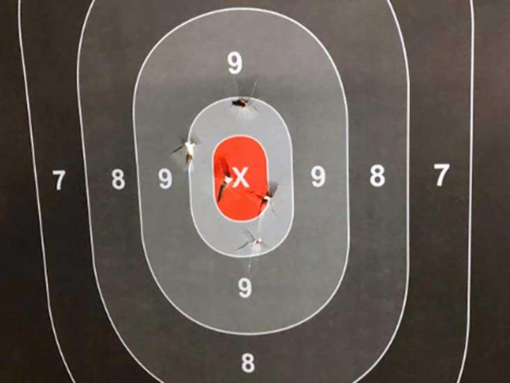 100 Clear Less Lethal Training Paintballs Law Enforcement Practice Target
